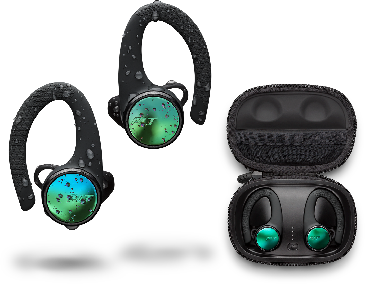 cheapest speical offer discount sale BackBeat FIT 3150, True Wireless Sport Earbuds | Plantronics, now Poly