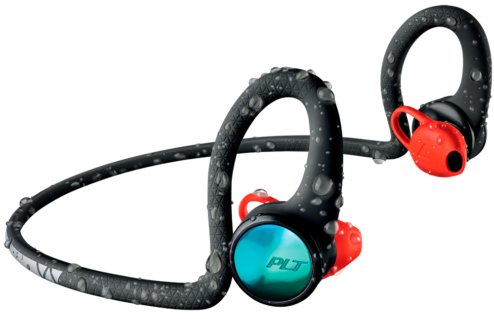 Plantronics BackBeat Fit Wireless earbud waterproof