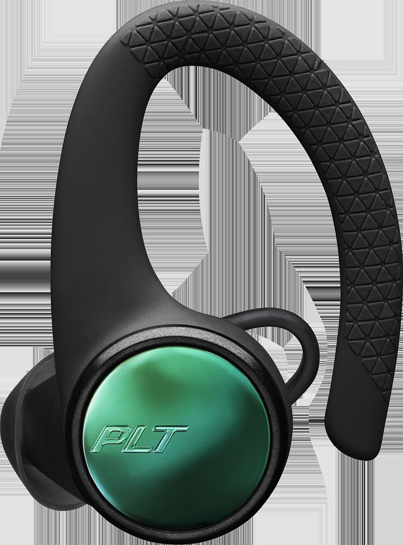 Plantronics CS530 Black Ear-Hook Headsets
