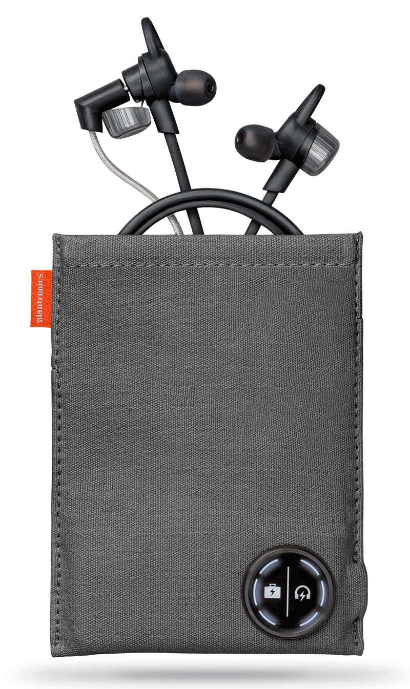 BackBeat GO 3, Granite Black, Includes Charge Case