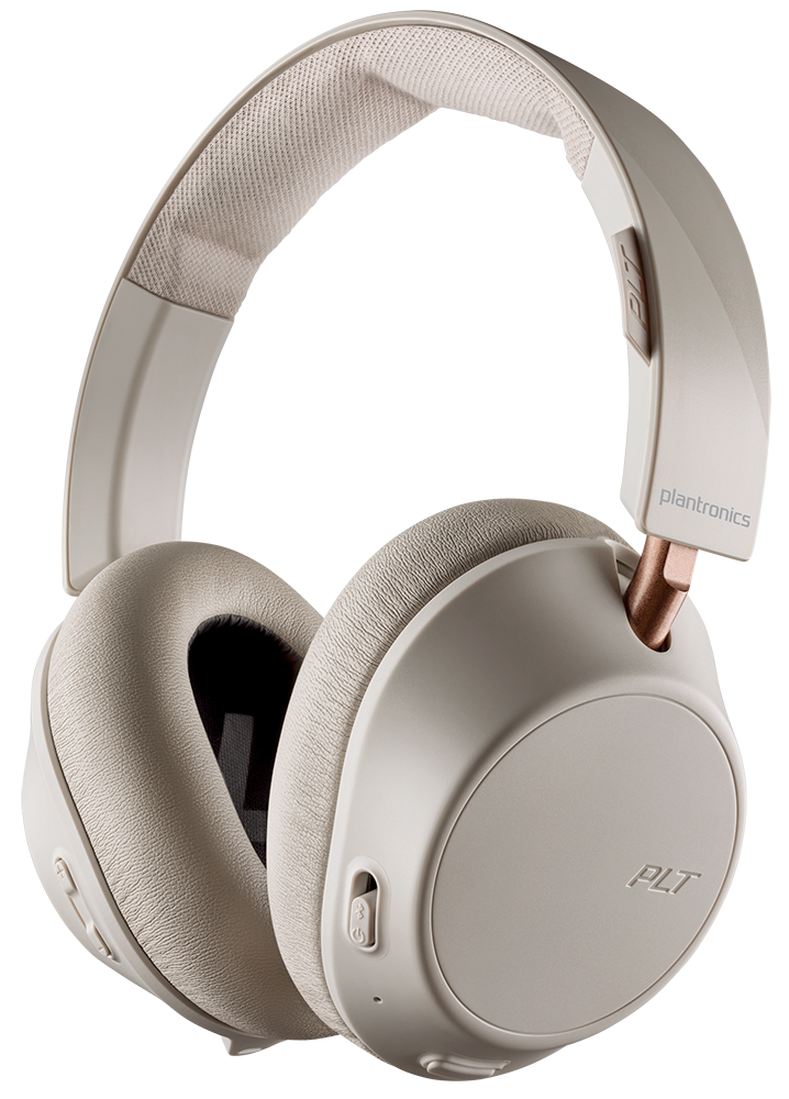Noise-canceling Headphones | Plantronics