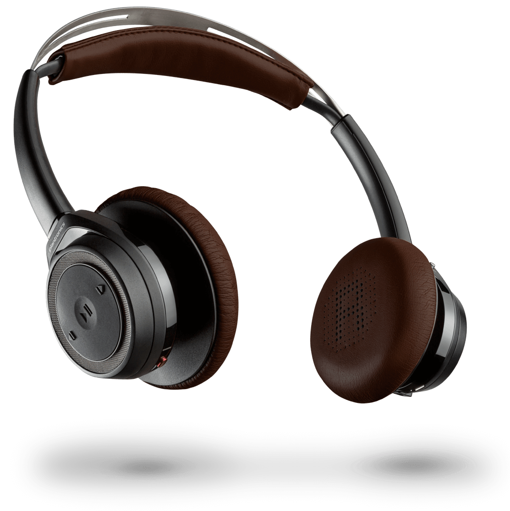 BackBeat SENSE, Black/Espresso