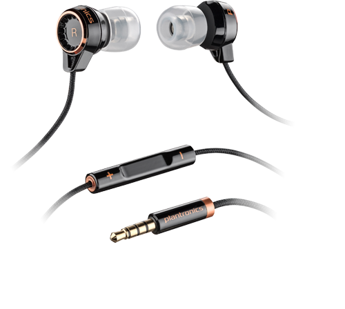 BackBeat 216, Black