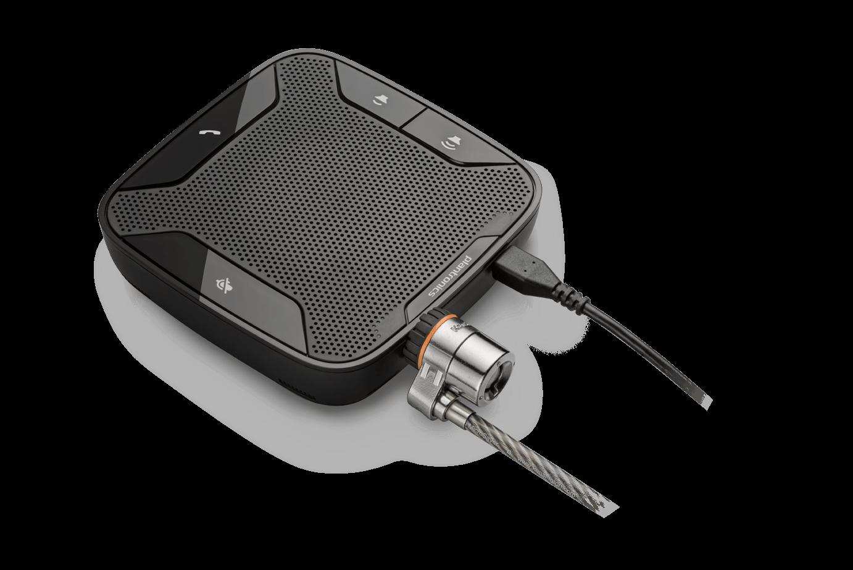 Calisto 600 Series Speakerphone Plantronics Lock Ampamp Ordinary Crisper Hpl932d700ml