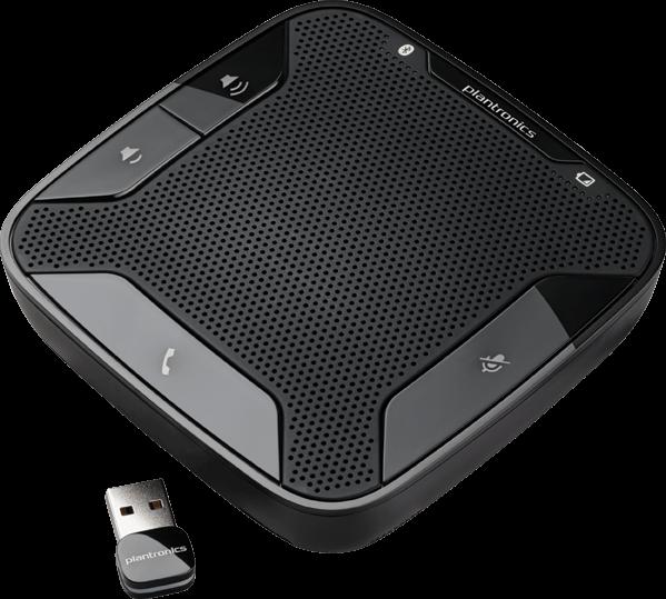 Plantronics Calisto P830-M USB Speakerphone for Microsoft Lync /& MOC New In Box