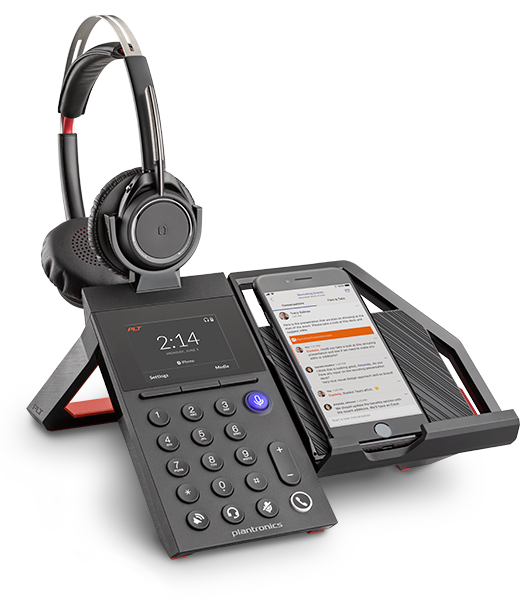 Microsoft Teams & Skype for Business Headsets | Plantronics
