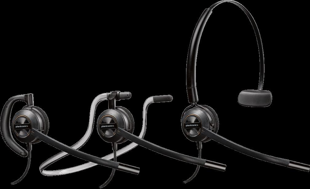 Populaire DuoSet, Micro-casque/oreillette professionnel(le) | Plantronics CA UN77