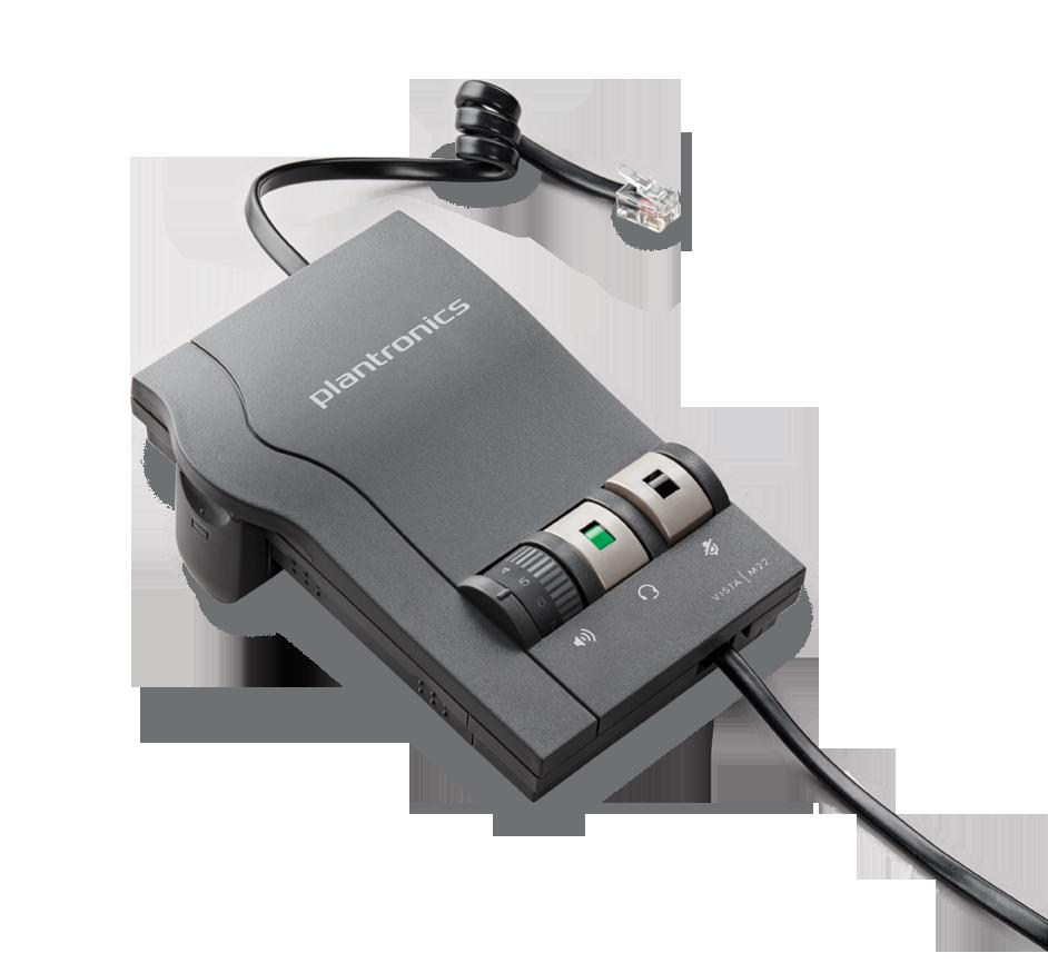 Vista M22, Audio Processor | Plantronics