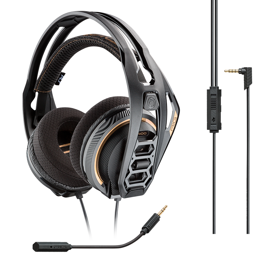 9f4343ec621 Lightweight, flexible and durable, the headset frame adjusts to fit you  comfortably for long gaming sessions.