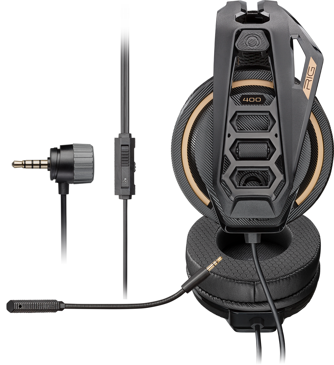 7671e8811b3 The RIG game audio dial integrates with your controller to let you easily  adjust master volume without interrupting your gameplay