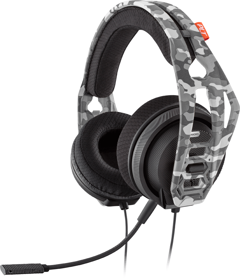 Rig 400hs Gaming Headset Plantronics Right With Microphone Diagram Further Wiring