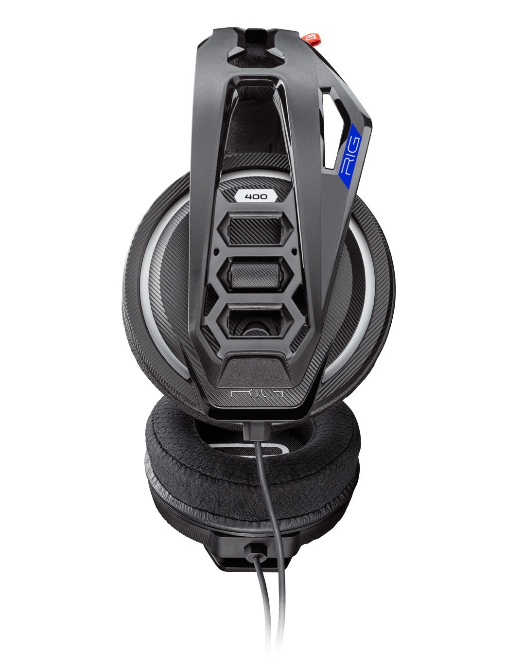 Rig 400hs Gaming Headset Plantronics Headphone With Mic And Volume Wiring Diagram Immersive Comfort