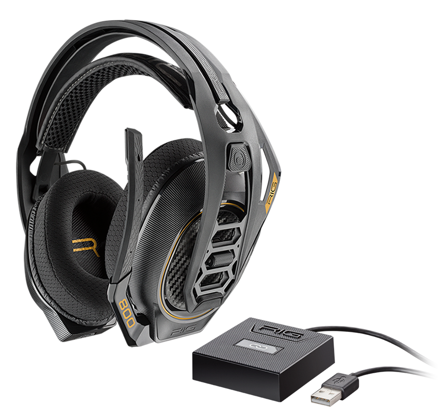 RIG 800HD, Wireless Gaming Headset for PC | Plantronics
