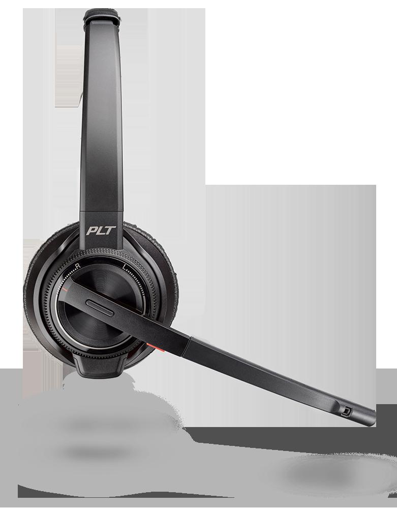 Office Worker Headsets | Wireless Headset | Plantronics