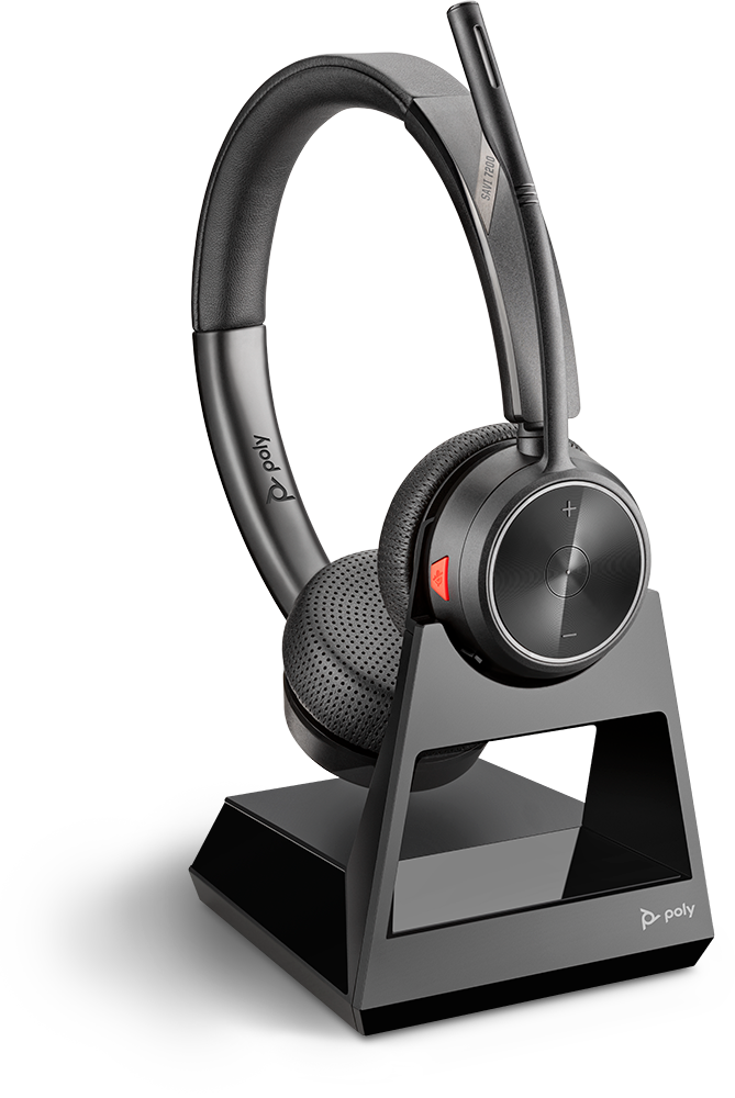 PLANTRONICS T110 Feature Headset Telephone with Supervisory Port for Call Center