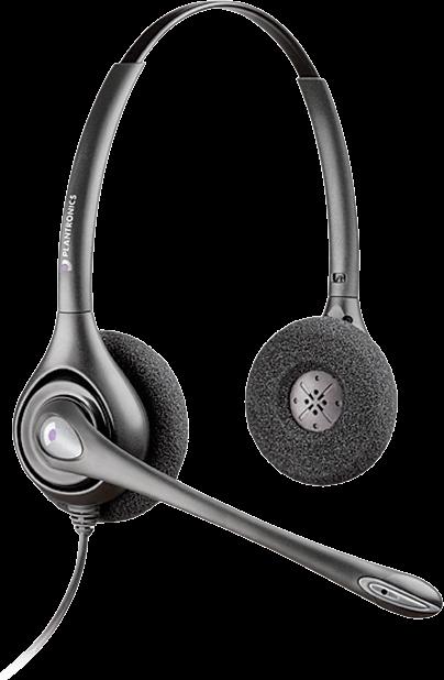 2ea8daa7c2c SupraPlus Wideband, Contact Center Headset   Plantronics