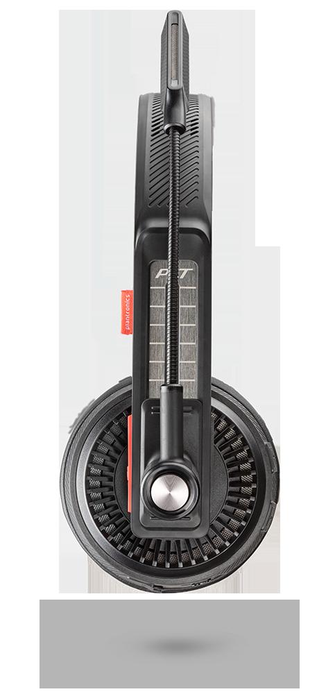 ff1d9840c5c Voyager 104, Bluetooth Noise Canceling Trucking Headset   Plantronics